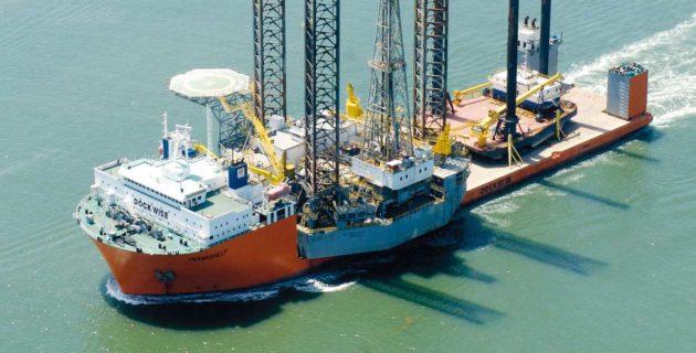offshore seaship